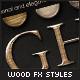 100 Layer Styles Bundle - Text Effects Set - 9
