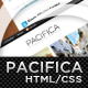 Pacifica Theme - The PSD Version - 21