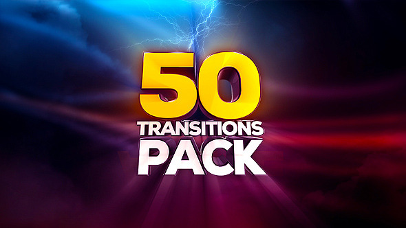 Transitions Pack - 4K - 1
