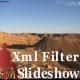 Xml slideshow image filter /custom size