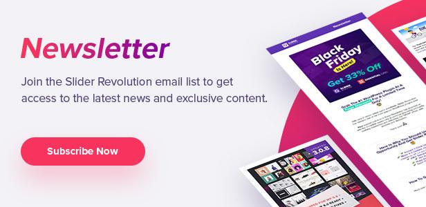 Complemento de WordPress Responsive Slider Revolution - 1