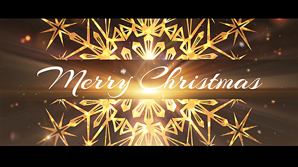 christmas by super 8 videohive - Elegant Christmas