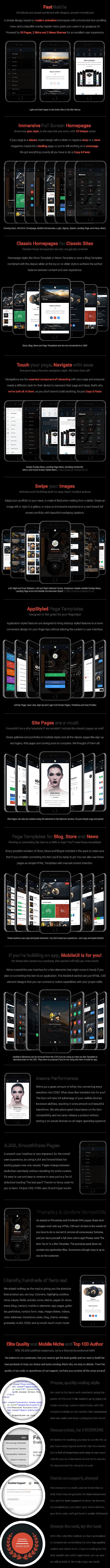 Fast Mobile | Mobile Template - 8