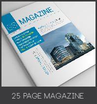 25 Pages Interior Magazine Vol4 - 12