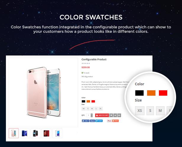 Maxshop - Premium Magento 2 and 1.9 Store Theme - Homepage