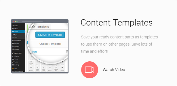 Content Templates