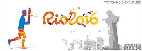 Olympic Games Rio 2016 Opener Template (AE)