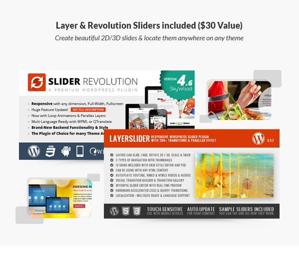 Core One - Multipurpose One Page Theme - 15