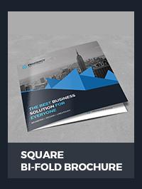 Square Brochure - 16
