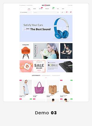 Puca - Optimized Mobile WooCommerce Theme - 49
