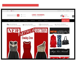 Love Fashion - Responsive Multipurpose WordPress Theme