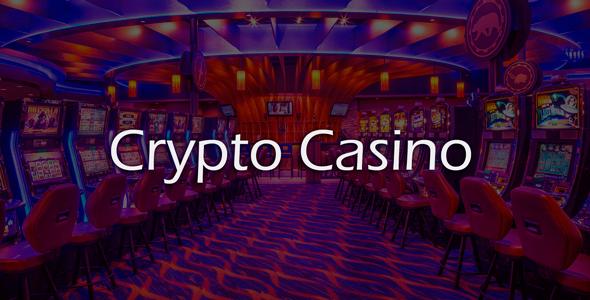 Crypto Casino - Online Gaming Platform