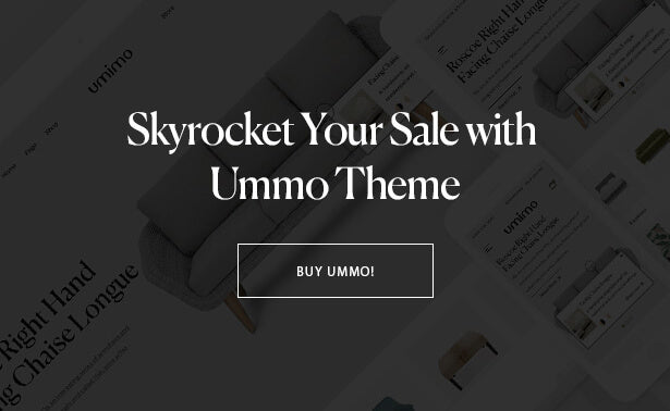 leo ummo skyrocker your sale with ummo theme