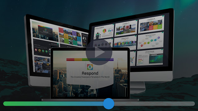 Respond Powerpoint Template