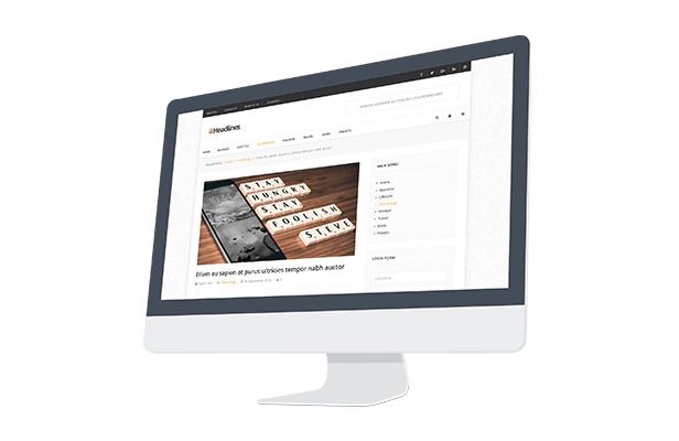 IT Headlines - Gantry 5, News/Magazine & Blog Joomla Template - 3