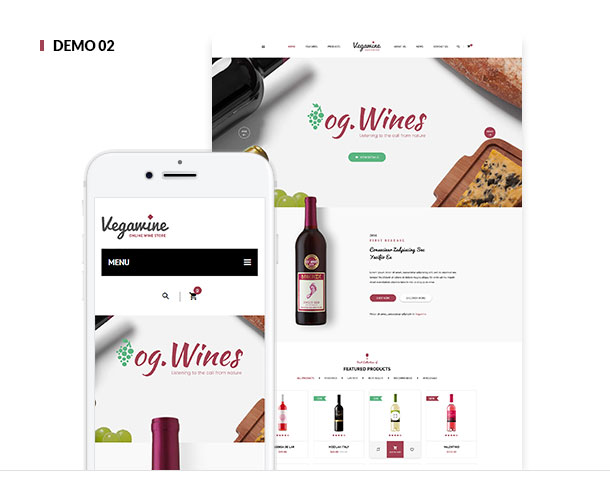 VG VegaWine - Wine, Winery and Vineyard WooCommerce Theme - 17