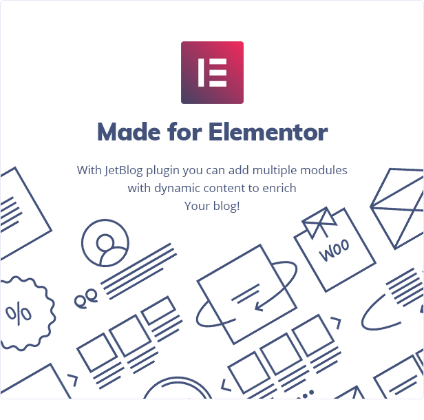 JetBlog - Blogging Package for Elementor Page Builder - 6