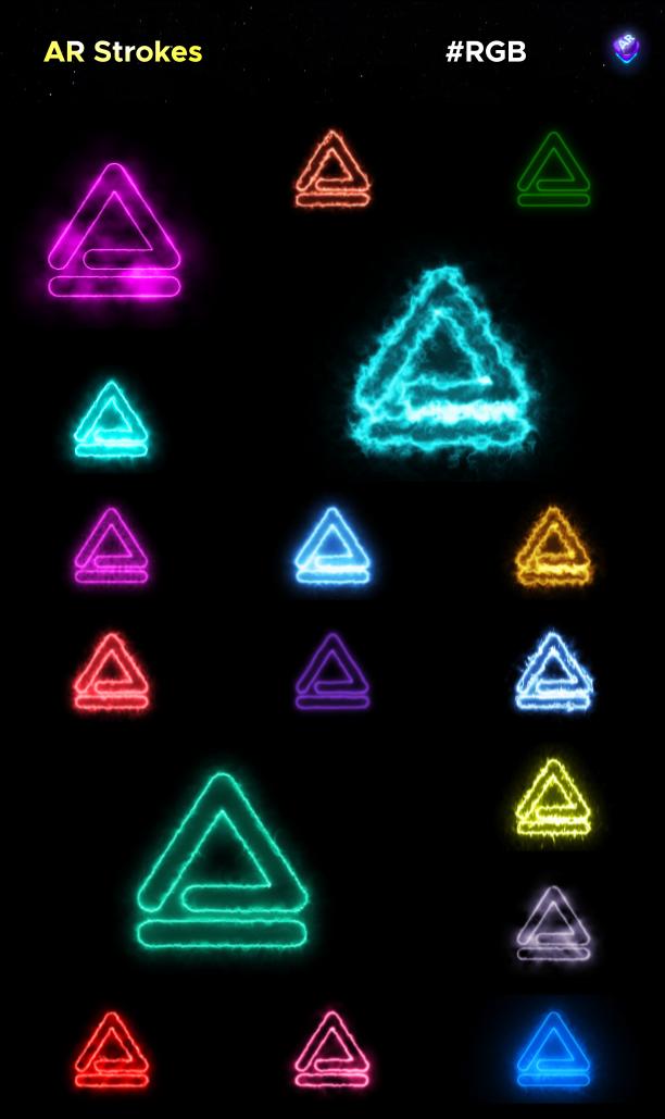 AE脚本-500多个人工智能高科技科幻HUD元素RGB光束烟雾描边效果AR动画工具包 AR Tools for Win/Mac破解版 V3插图20