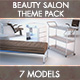 Beauty Salon Theme Pack