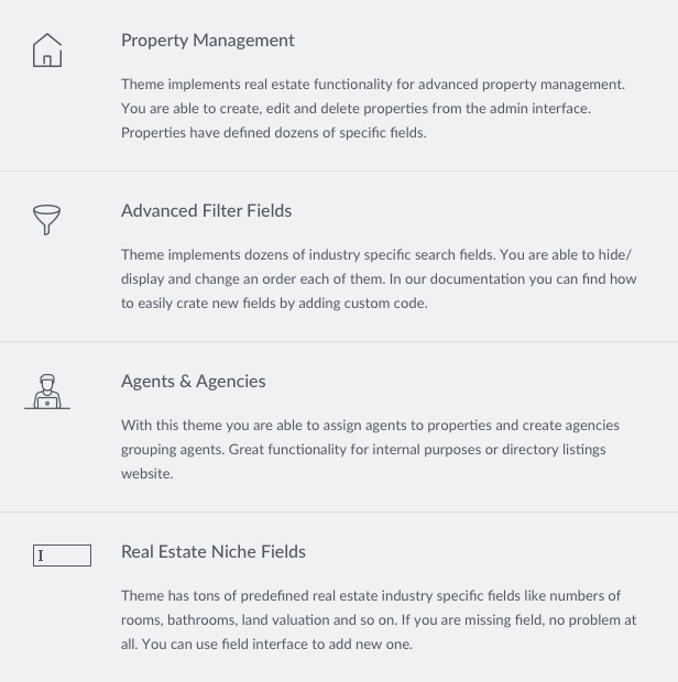 Villareal - Real Estate WordPress Theme - 4