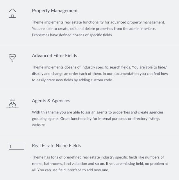 Villareal - Real Estate WordPress Theme - 4