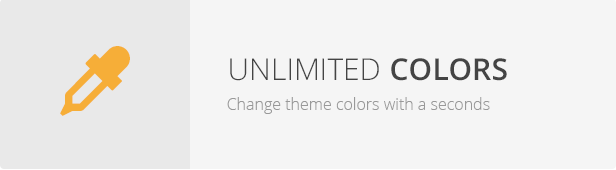 Unlimited Colors - HandyMan WordPress Theme Responsive