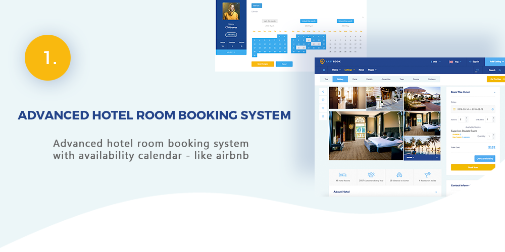 EasyBook – Hotel & Tour Booking WordPress Theme - 10