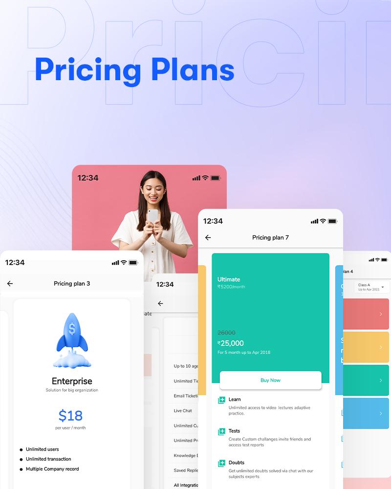 ProKit - Best Selling Flutter UI Kit - 46
