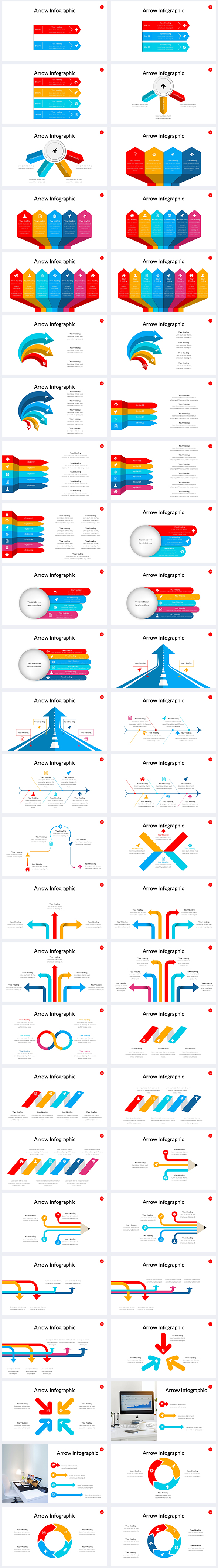 Arrows-Infographic-Power-Point-Template