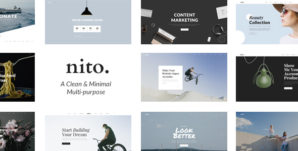 Multipress - Responsive HTML5 Template - 32