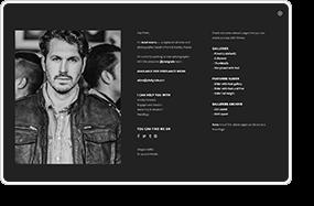 TIMBER – An Unusual Photography WordPress Theme - 10