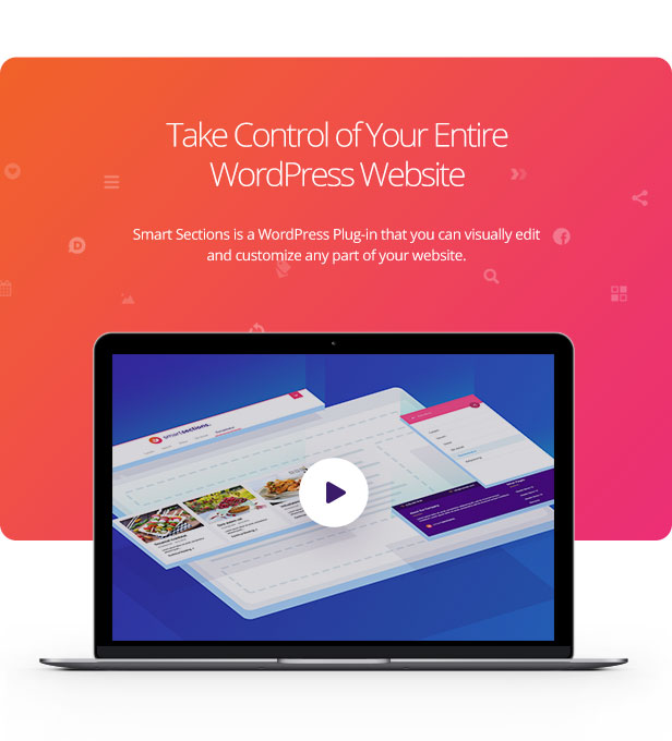 Smart Sections Theme Builder - WPBakery Page Builder Addon - 2
