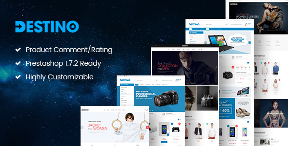 Shopee - MultiPurpose PrestaShop 1.7 Responsive Theme - 14