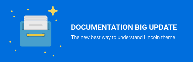 Lincoln - Education Material Design WordPress Theme - 5