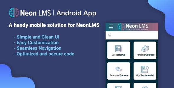 NeonLMS - Learning Management System PHP Laravel Script with Zoom API Integration - 5