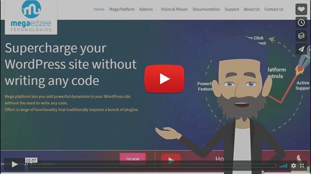 Introduction to Mega WordPress Controller