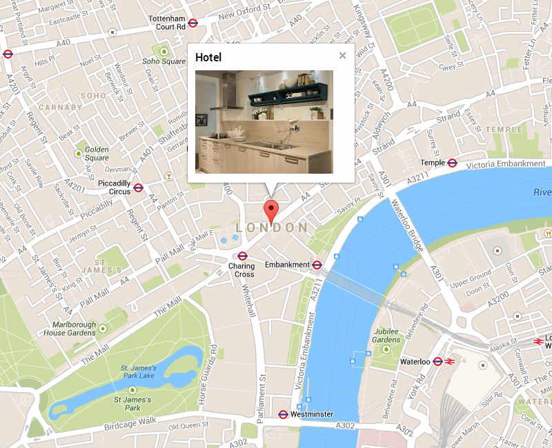 Google Maps with Infowindow-Slideshow - 4
