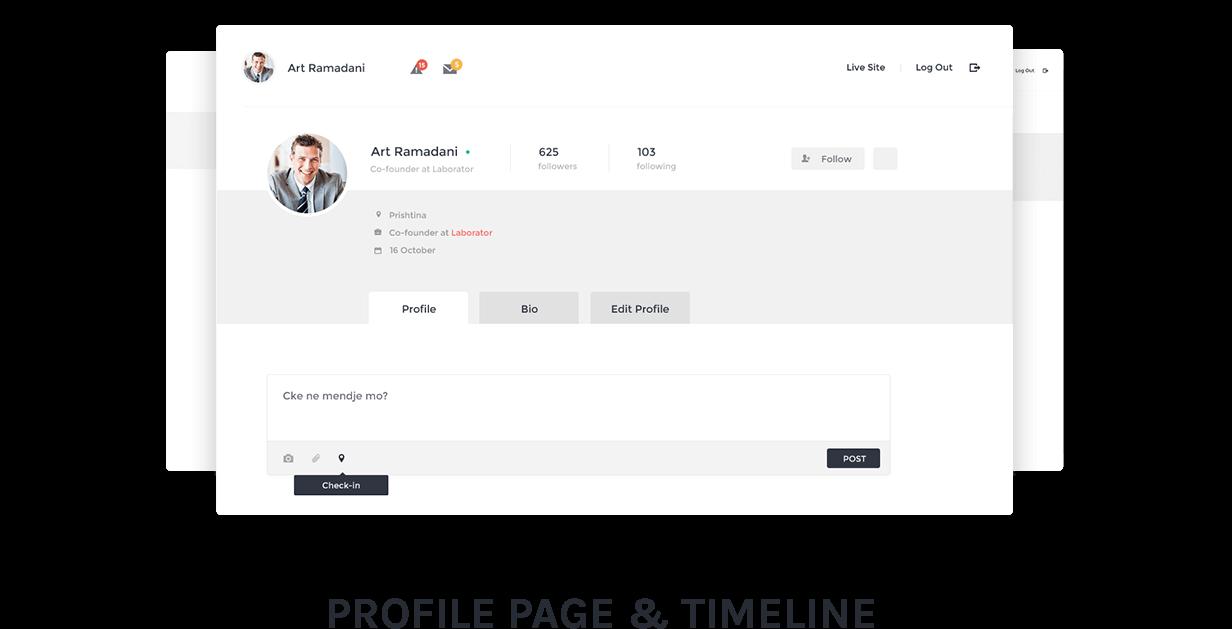 Neon - Bootstrap Admin Theme - 11