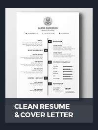 Resume & Cover Letter - 28