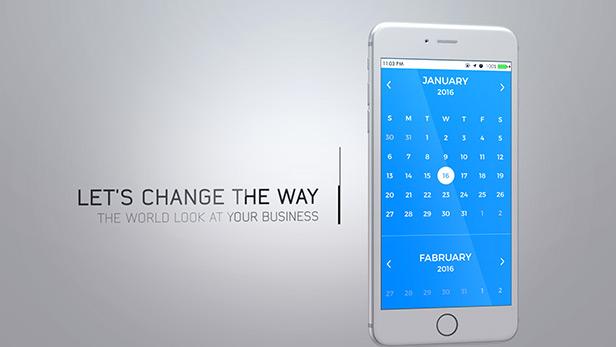 Mobile App Promo - 13