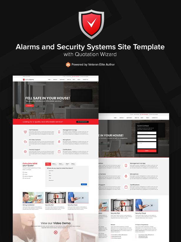 Homealarms Alarms and Security Systems