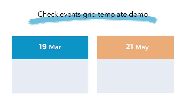 The Events Calendar Shortcode and Templates Pro  - WordPress Plugin - 4