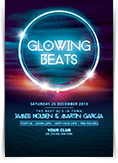 Glowing Beats