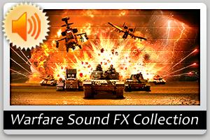 Warfare Sound FX