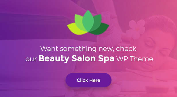 Harmony Spa Yoga WordPress Theme