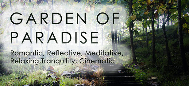 Garden of paradise - by RodRon