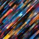 Diagonal Trance Stripes