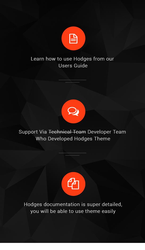 Hodges WordPress Theme
