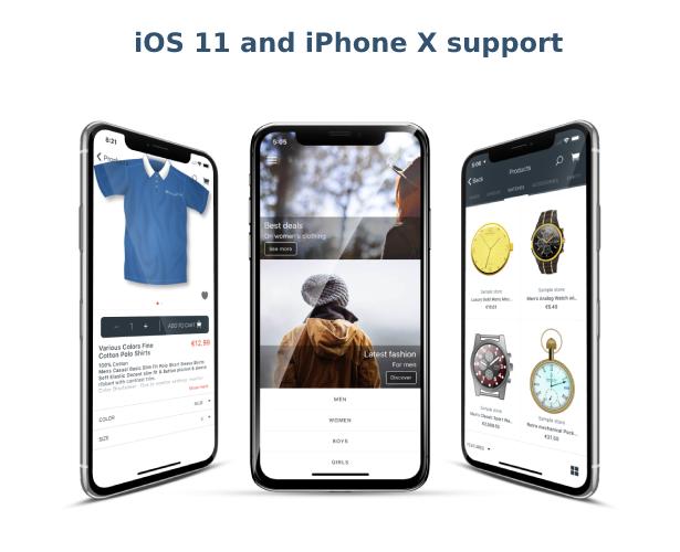 WooCommerce Ionic Mobile App & REST API - 1