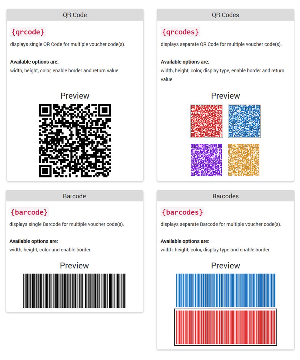 create a voucher online  WooCommerce PDF Vouchers - WordPress Plugin by wpweb | CodeCanyon